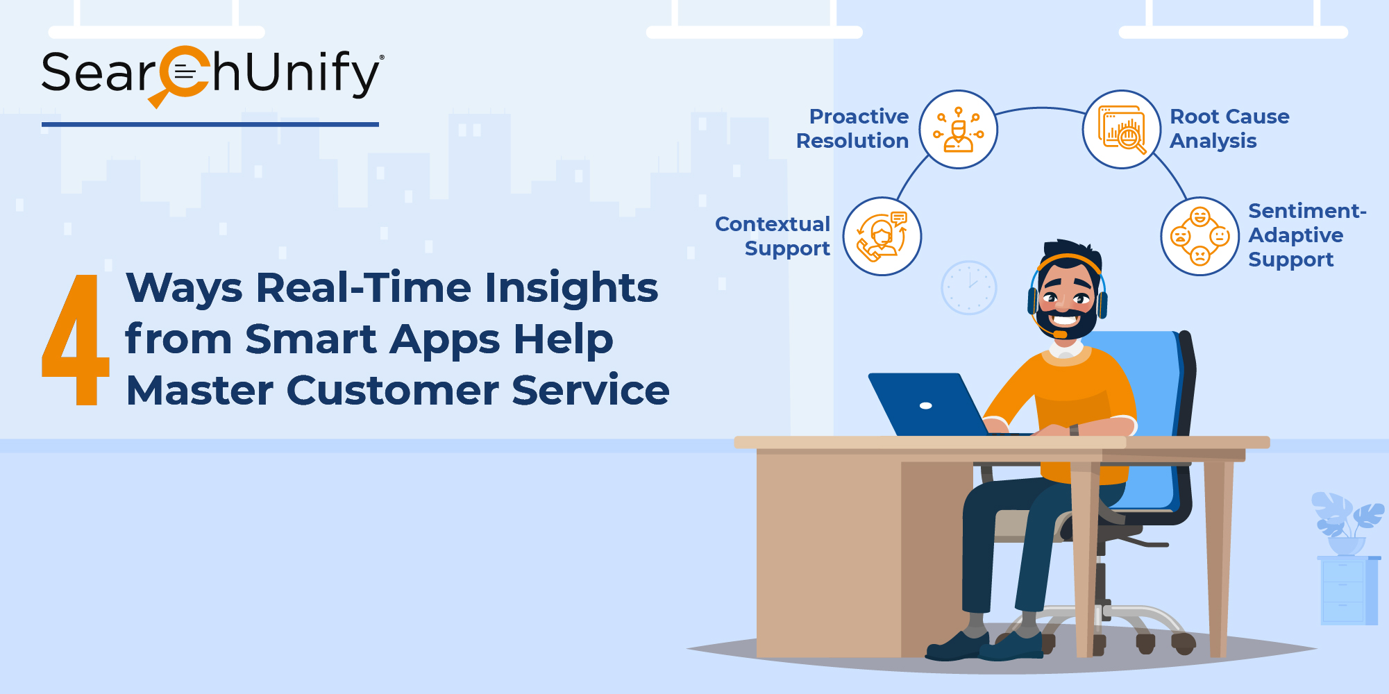 4 Ways Real-Time Insights from Smart Apps Help Master Customer Service
