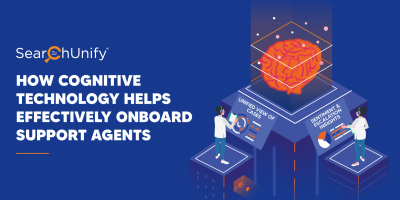 How Cognitive Technology Helps Effectively Onboard Support Agents