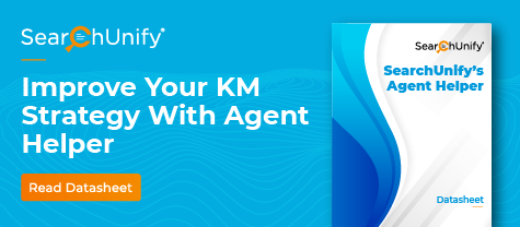 SearchUnify's Agent Helper